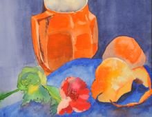 Oranges and Jug