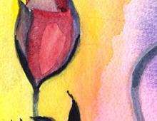Bursts of Colour