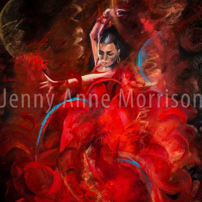 Flamenco de la Luna