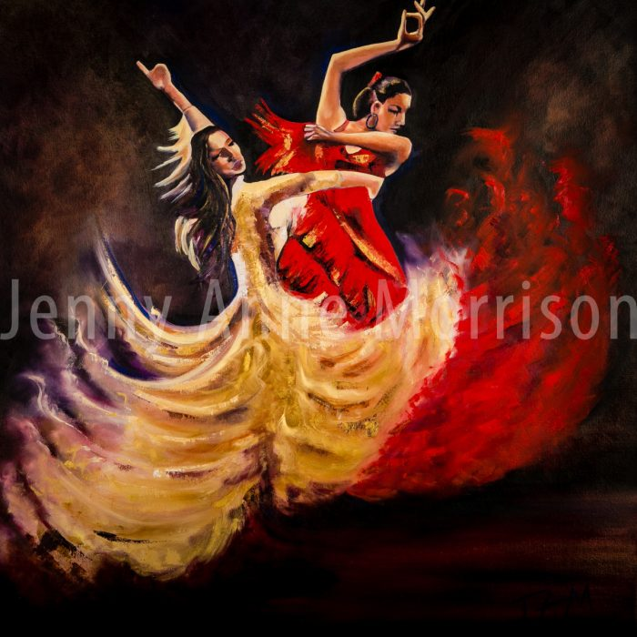 Flamenco de Llamas
