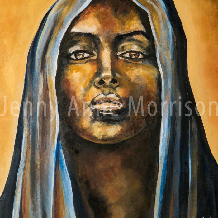 Lady of the Desert