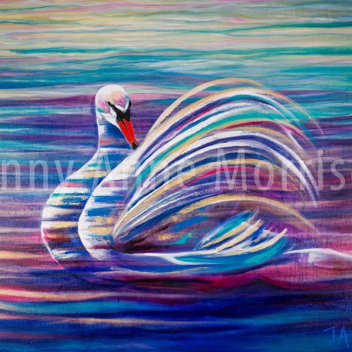 Spirit Of The Swan